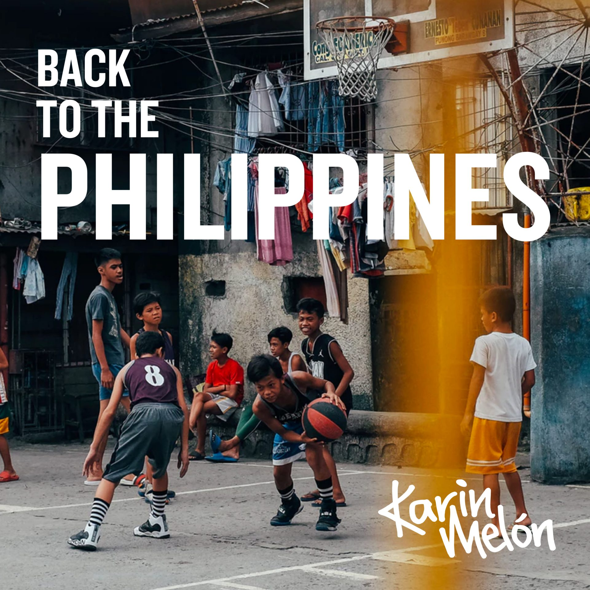 Back to the Philippines